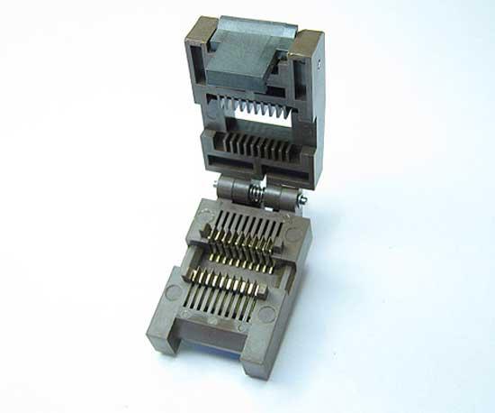 dip ic pin strip